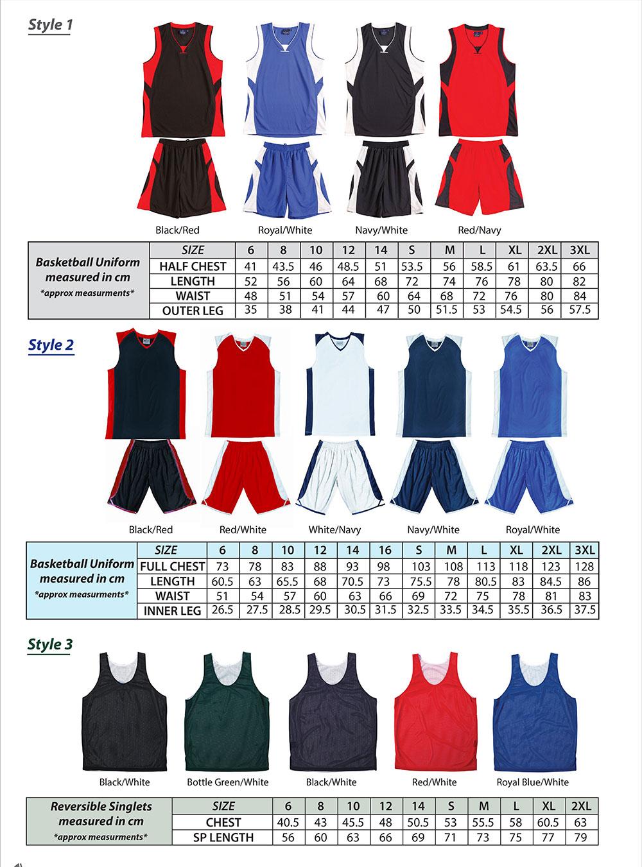 Stock-Uniforms